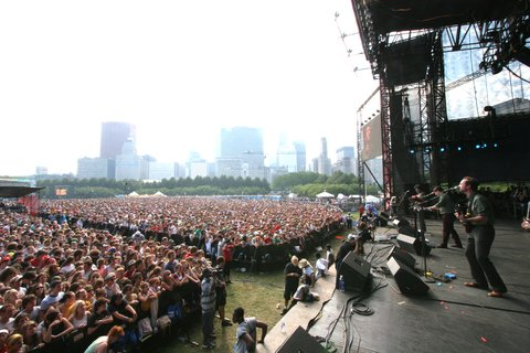 Photo-Lollapalooza