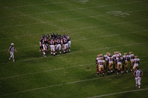 Bears-Football-américain-Photo
