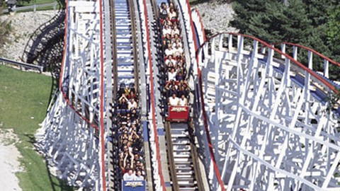 American-Eagle-Six-Flags-Photo