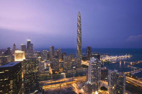 Chicago-Spire-Photo