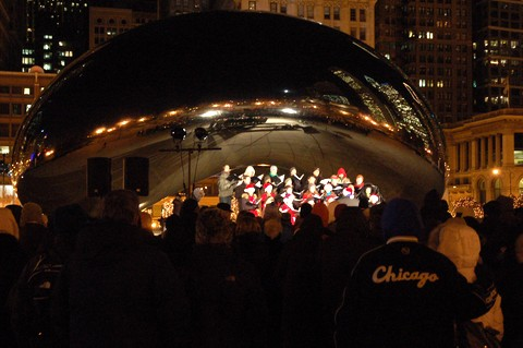 Chants-de-Noel-Bean-Chicago-Photo