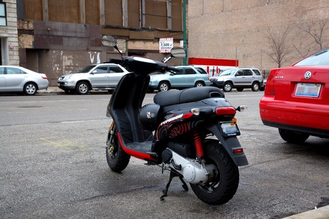 Scooter-Chicago-Photo